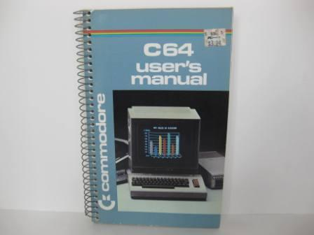 C64 Users Manual - Commodore 64 Manual